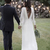 Bohemian White Wedding Dresses V Neck Backless Sweep Train Chiffon Beach Garden