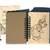 Dana Girls Vintage Junk Journal, Handmade Journal