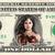 WONDER WOMAN on a REAL Dollar Bill Gal Gadot Cash Money Collectible Memorabilia