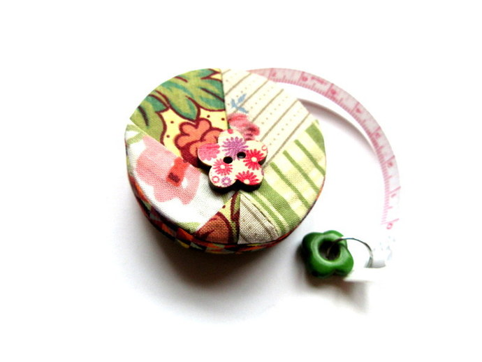 Tape Measure Quilt Patchwork Small Retractable Measuring Tape