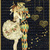 Valentine Pierrot love Digital Collage Greeting Card2253