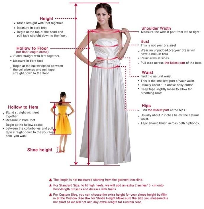 Charming V-neck Mermaid Backless Simple Prom Dresses F6774