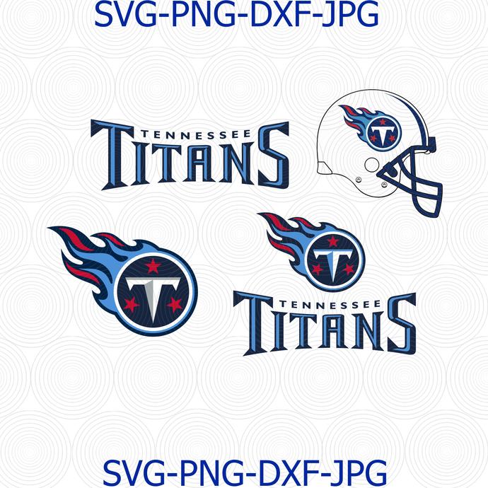 Titans Svg Tennessee Svg Tennessee Titans Svg By Digital4u On
