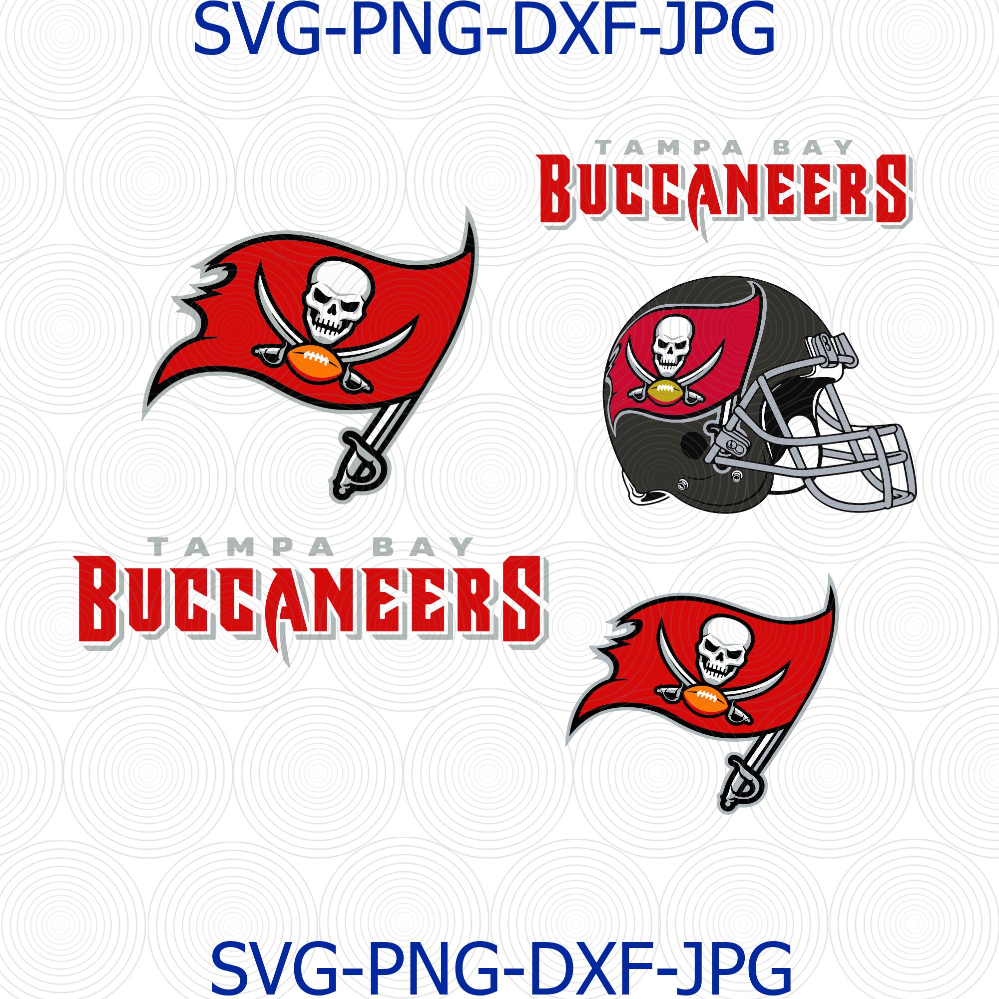 Tampa Bay Buccaneers Svg Buccaneers Svg Tampa By Digital4u On Zibbet