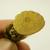 Sai Baba of Shirdi Guru brass mini amulet blessed success wealth good luck cross