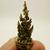 Phaya Nak Raja King Naga Big snake mini amulet Thai talisman blessing for strong