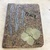 """Handcrafted Mixed Media Mini Journal - """"Earthy Peace"""""""