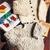 Instant PDF Digital Download Vintage Knitting Pattern Baby Babies Child's Aran