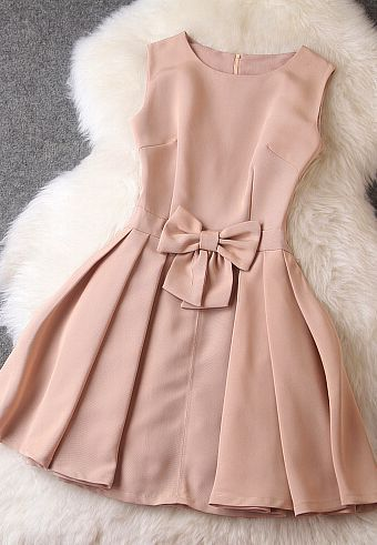 Charming Prom Dress,Bowknot Prom Dress,Zipper Prom Dress,