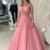 New Arrival Spaghetti Straps Prom Dresses,Long Prom Dresses,Cheap Prom Dresses,