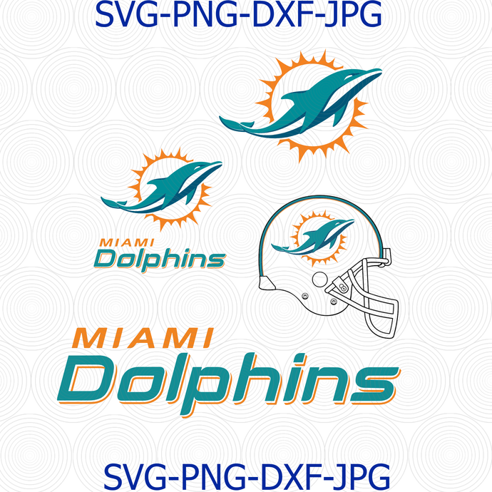 Free Miami Dolphins Logo, Download Free Clip Art, Free Clip Art on Clipart  Library