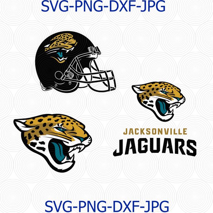 Jacksonville Jaguars Svg Jacksonville Jaguars By Digital4u On Zibbet