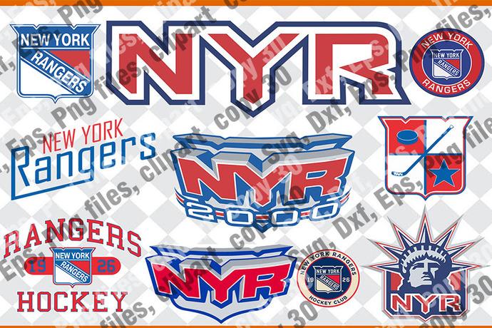New York Rangers cricut, New York Rangers, New York Rangers svg, New York