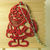 Santa Claus Ornament Metal Cutting Die