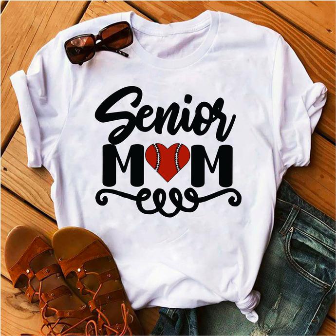 Senior mom,senior baseball, baseball mom, mom gift, baseball lover, baseball mom