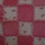 Strawberry Shortcake baby rag quilt blanket