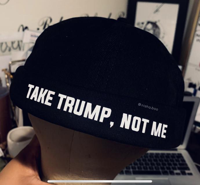 Take Trump Beanie