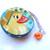Retractable Tape Measure Rubber Ducks Small Measuring Tape