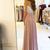 2020 Prom Dress Long Floor Length Appliques Side Split Spaghetti Straps Evening