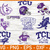 TCU Horned Frogs, TCU Horned Frogs svg, TCU Horned Frogs clipart, TCU Horned