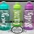 Toddler Personalized Squeeze Water Bottle