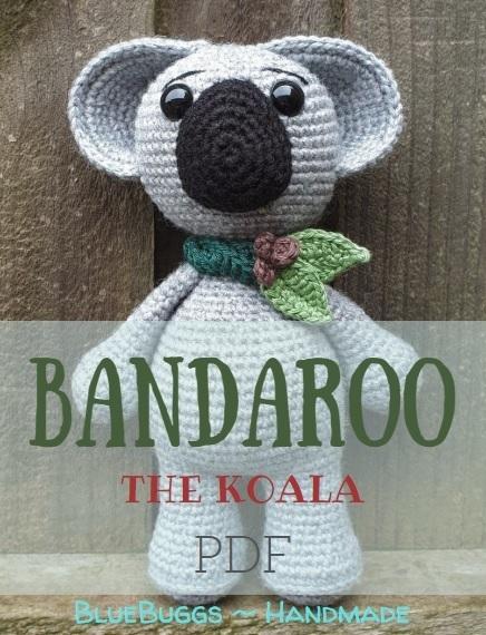Bandaroo the Koala - PDF Download Only