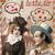 Circus Love Digital Collage Greeting Card2255