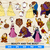 Beauty and The Beast SVG Bundle, Disney Clipart, Disney Princess Svg, Vector Cut