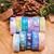 London Gifties original lustre design tape - FULL SET of Holding Pen & Handing
