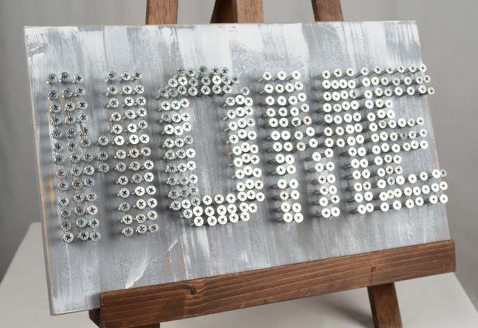 Home Screw Wall Hanging
