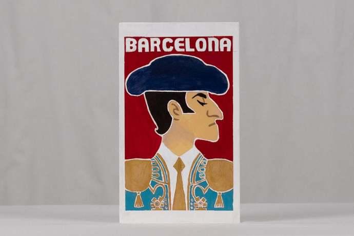 Barcelona Man