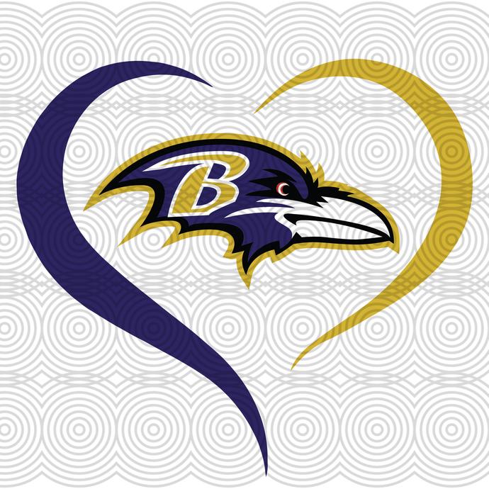 Baltimore Ravens,nfl svg,love football,love Baltimore Ravens,Football svg