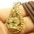 Guan Yin Avalokitesvara Bodhisattva 1000 hand Buddha Chinese brass pendant
