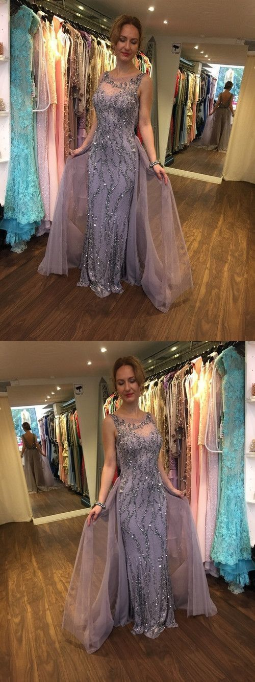 O-Neck Backless A-Line Prom Dresses,Long Prom Dresses,Cheap Prom Dresses,prom