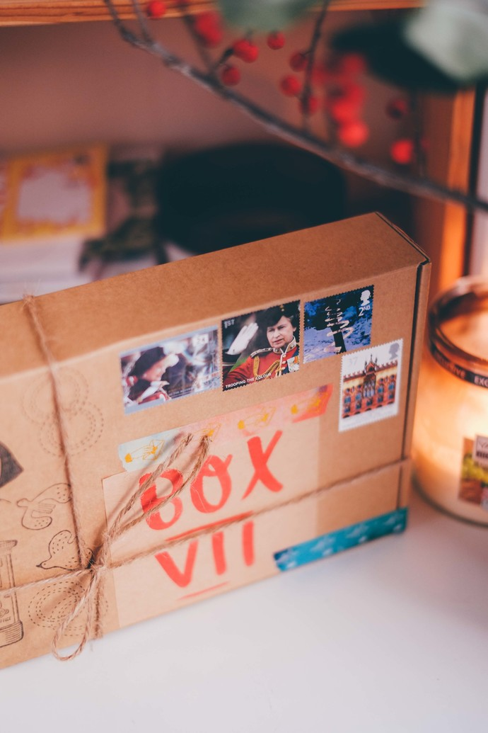*PRE-ORDER* Stationery treasure BOX VII - bi-monthly subscription box covering