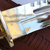 BIOHAZARD 3 Last Escape Promo Dagger & Knife w/ Leather Sheaths Box Set - Hong