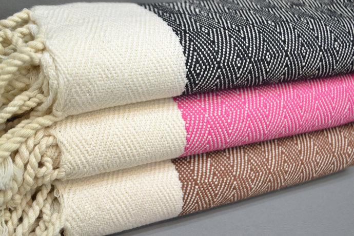 Set of 3 Piece, Turkish Towel, Hand Towel, Bridesmaid Gift, Towels, Kitchen
