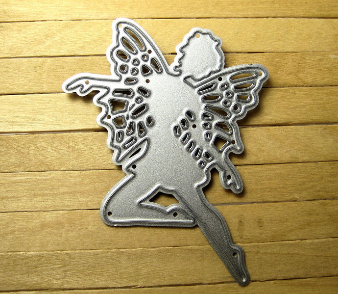 Small Fairy Cutting Die Style C