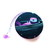 Tape Measure Purple and Blue Otters Retractable Tape Measure