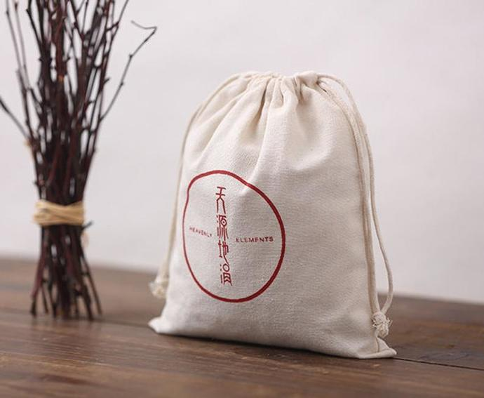 Custom dust bags Screen print Logo brand project pouch Personalize gift wedding