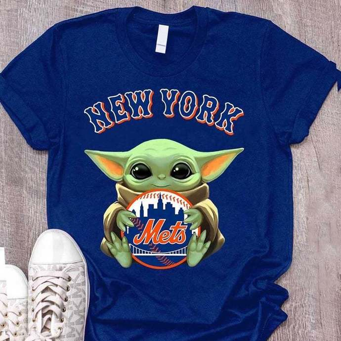 New York Mets,baby yoda shirt, baby yoda gift, star wars png,New York Mets png,