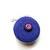 Retractable Tape Measure Deep Purple Yarn Balls Small Measuring Tape