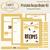 Printable Recipe Binder Kit_Honeycomb Pattern