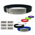 Sport Skinny Fitness Safety ID Bracelet with FREE Engraving FREE Badge and color