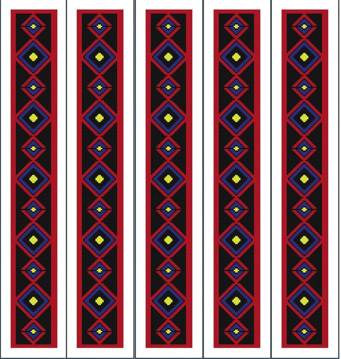 Bracelet scarf