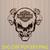 Skull SVG,skull floral svg,skull clipart,skull silhouette,skull america