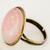 'Full Pink' Copper Medium Ring