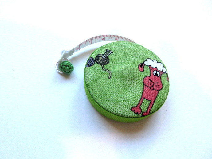 Tape Measure for Sheep Lovers Small Retractable Measuring Tape