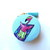 Retractable Tape Measure Vacation Flamingos Small Measuring Tape