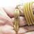 Phallic Penis Lingham magic Yant amulet pendant necklace lingam good luck wealth